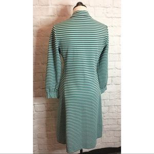 Lacoste Dresses - Vintage Lacoste Country Club Chemise Dress Medium